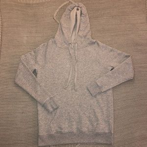 Light Gray American Eagle Outfitters Hoodie